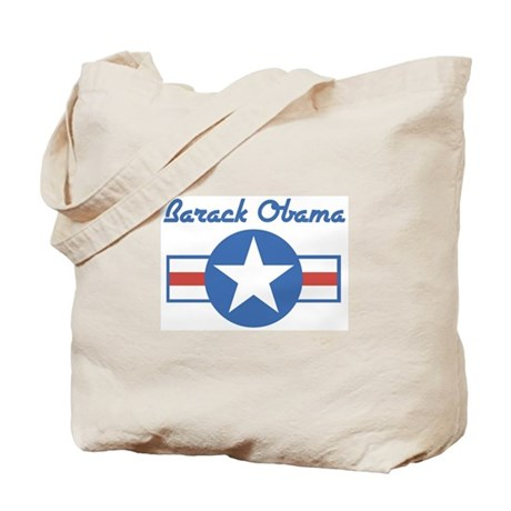 Barack Obama (star) Tote Bag