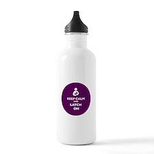 Funny Baby kids family Water Bottle