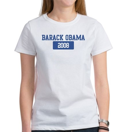 Barack Obama 2008 (blue) Women's T-Shirt