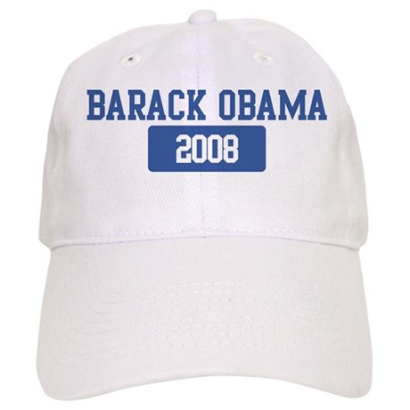 Barack Obama 2008 (blue) Cap