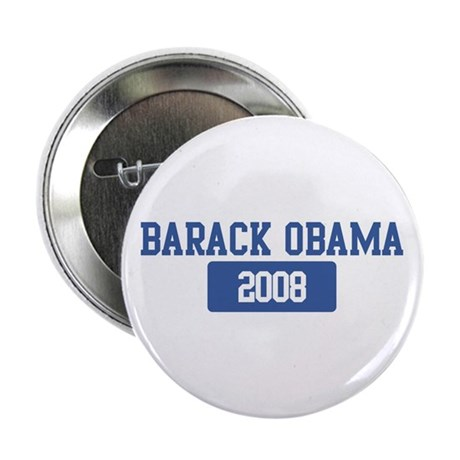 "Barack Obama 2008 (blue) 2.25"" Button (10 pack)"