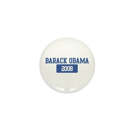 Barack Obama 2008 (blue) Mini Button (100 pack)