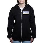 Area 51 Pass Women's Zip Hoodie