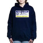 Area 51 Pass Women's Hooded Sweatshirt