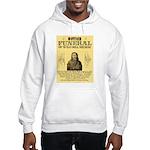 Wild Bill Hickock Hooded Sweatshirt