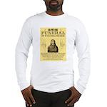 Wild Bill Hickock Long Sleeve T-Shirt