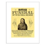 Wild Bill Hickock Small Poster