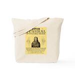 Wild Bill Hickock Tote Bag