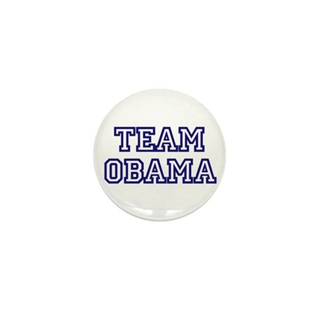 Team Obama Mini Button (100 pack)