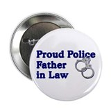 Proud Police Father-in-Law Button