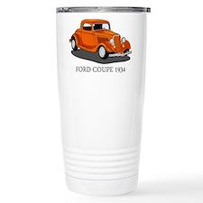Cute Tyree Travel Mug