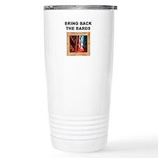 Unique Hotel Travel Mug