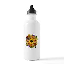 Autumn Bouquet Water Bottle