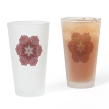 Unique Lacey Drinking Glass