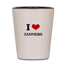 I love Tanners Shot Glass
