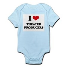 I love Theater Producers Body Suit