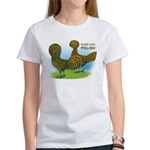 Golden Polish Fowl Women's T-Shirt