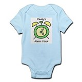 Daddy's Alarm Clock Infant Bodysuit