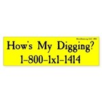 How's My Digging? - BMP