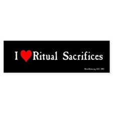 I (heart) Ritual Sacrifices - BMP