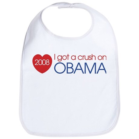 I got a crush on obama (simpl Bib