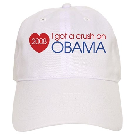 I got a crush on obama (simpl Cap