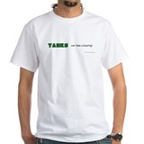 City of Heroes Tanker Support White T-shirt