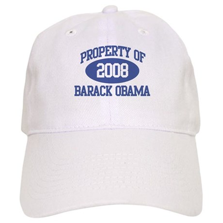 Property of Obama 2008 Cap