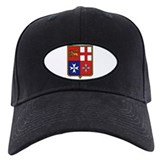 """Four maritime republics"" black cap"