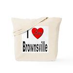 I Love Brownsville Tote Bag