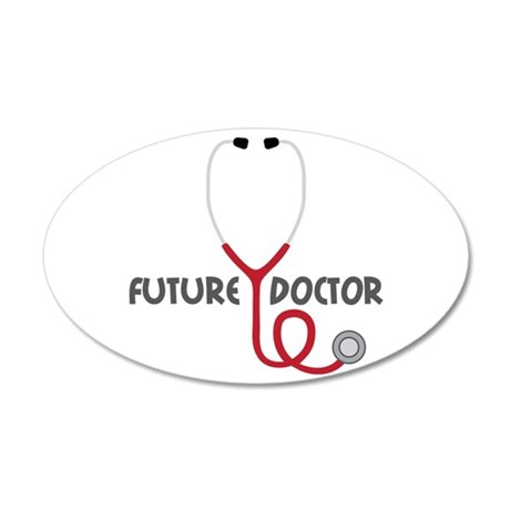Future Doctor Wall Decal