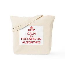 Algorithms Tote Bag
