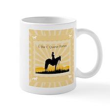 Custom Ranch Cowgirl Mug