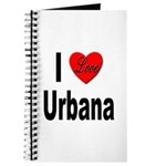 I Love Urbana Journal