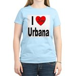 I Love Urbana Women's Light T-Shirt