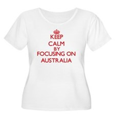Australia Plus Size T-Shirt