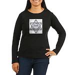 Illinois State Police Women's Long Sleeve Dark T-S
