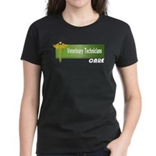 Veterinary Technicians Care Tee