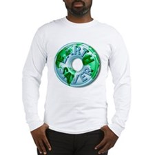 Earth Saver Environmental Long Sleeve T-Shirt
