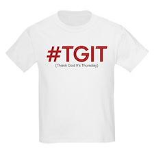 #TGIT Kids Light T-Shirt