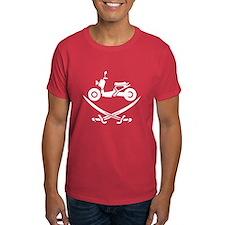 Ruckus Pirate Red T-Shirt