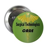 Surgical Technologists Care Button