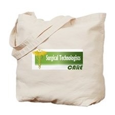 Surgical Technologists Care Tote Bag