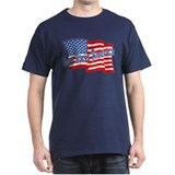 GOD BLESS AMERICA July 4th T-Shirt