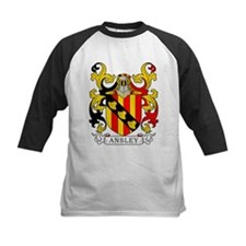 Ansley Coat of Arms Baseball Jersey