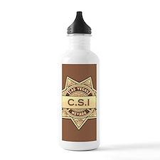 CSI Las Vegas Sports Water Bottle