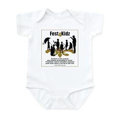 Fest4Kidz Infant Bodysuit