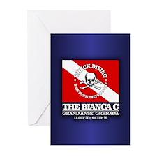 Bianca C Greeting Cards