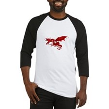 Red Dragon Baseball Jersey