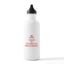 Being Divergent Water Bottle